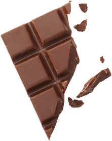delicious chocolate ice cream bar