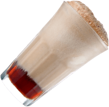 best ice cream bar, Creamies root beer float