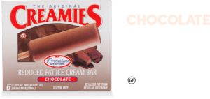 delicious chocolate ice cream flavor-Creamies Ice Cream