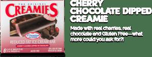cherry ice cream flavor
