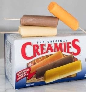ice cream bar brands