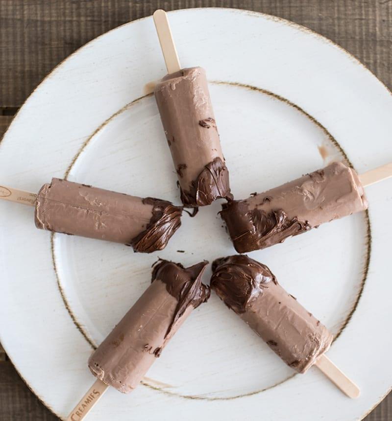 low-calorie ice cream