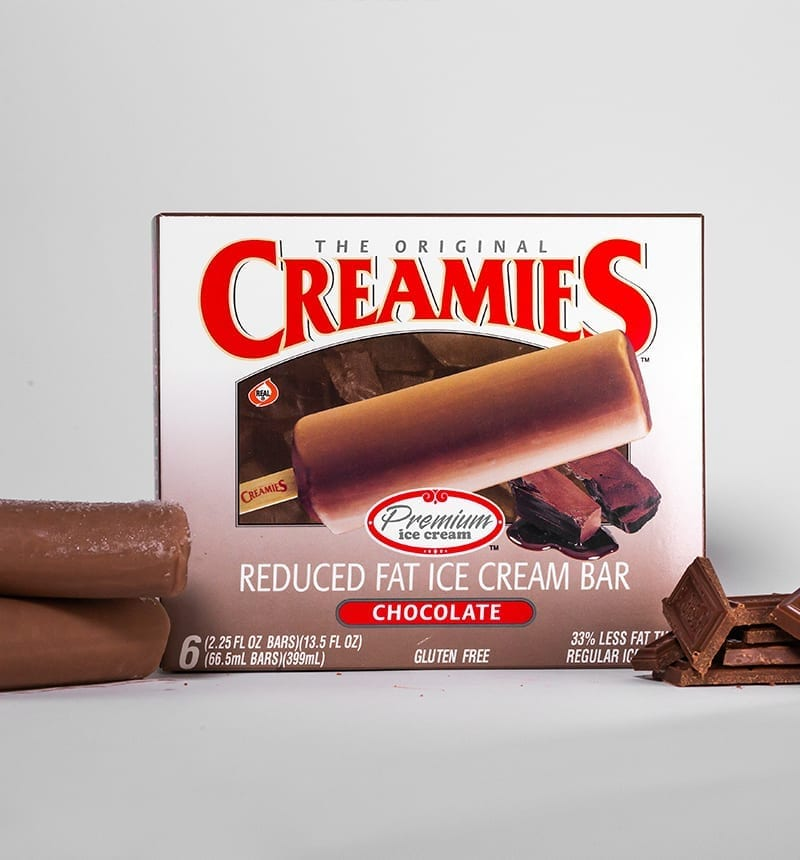 healthy ice cream bar