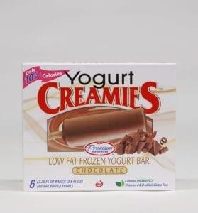 low calorie ice cream