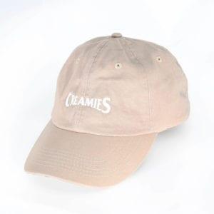 Creamies Ice Cream Khaki Dad Hat