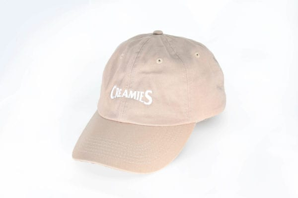 Creamies Ice Cream Khaki Dad Hat