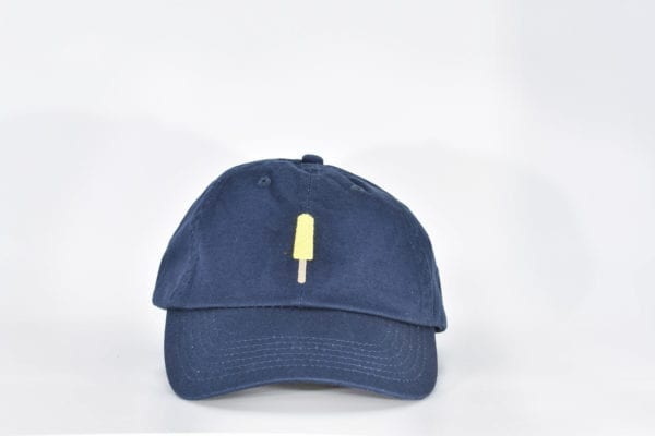 banana Creamies ice cream bar dad hat
