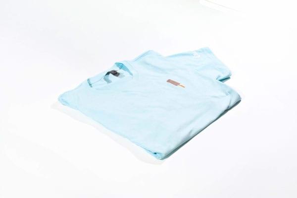 chocolate Creamies ice blue t-shirt