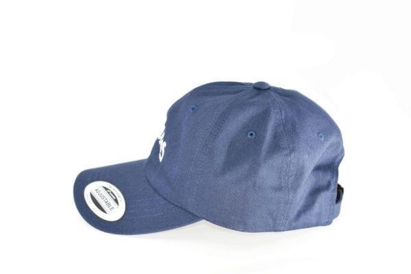 Navy Creamies dad hat