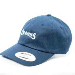 Creamies ice cream navy dad hat