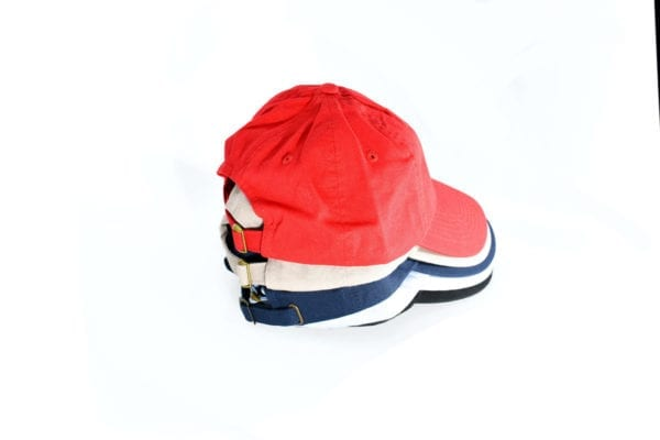 Creamies ice cream red dad hat